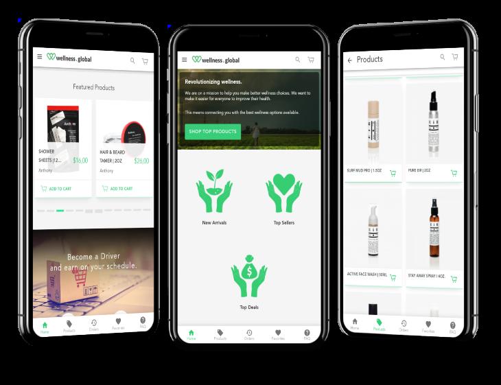 Smartup Network Wellness Global Mobile App