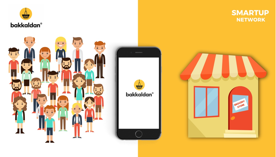 Last month, over 20000 people reached their friendly neighborhood grocery store using the #featuredSmartup product Bakkaldan!