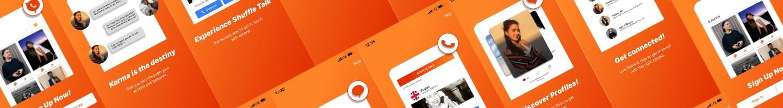 Startup BaseChat orange banner