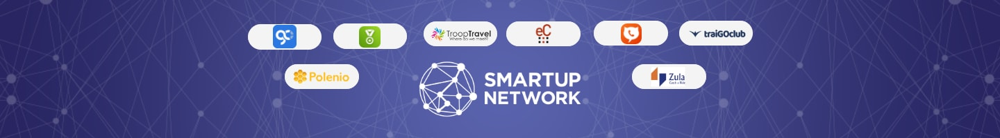 startups and smartup network logo