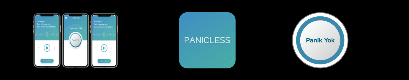 Panicless App | Smartup Product | Mobile App