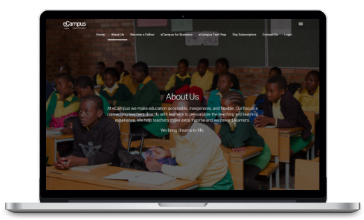 African Startup eCampus Desktop Education